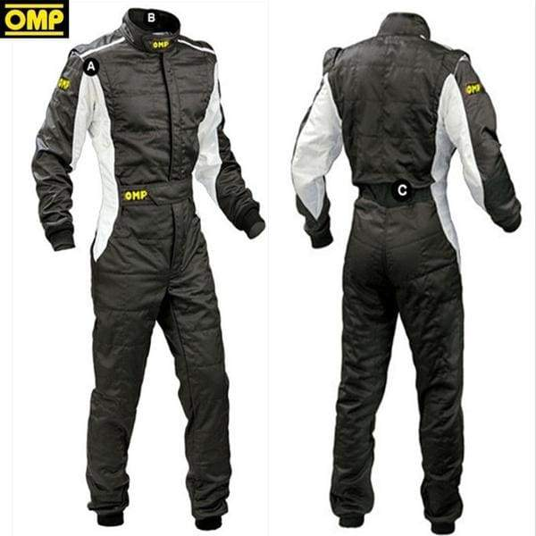 2019 New Arrival Karting Suit OMP F1 Car Motorcycle Racing Club Exercise Clothing Overalls Stig Suit Two Layer Waterproof  Windproof Keep Warm