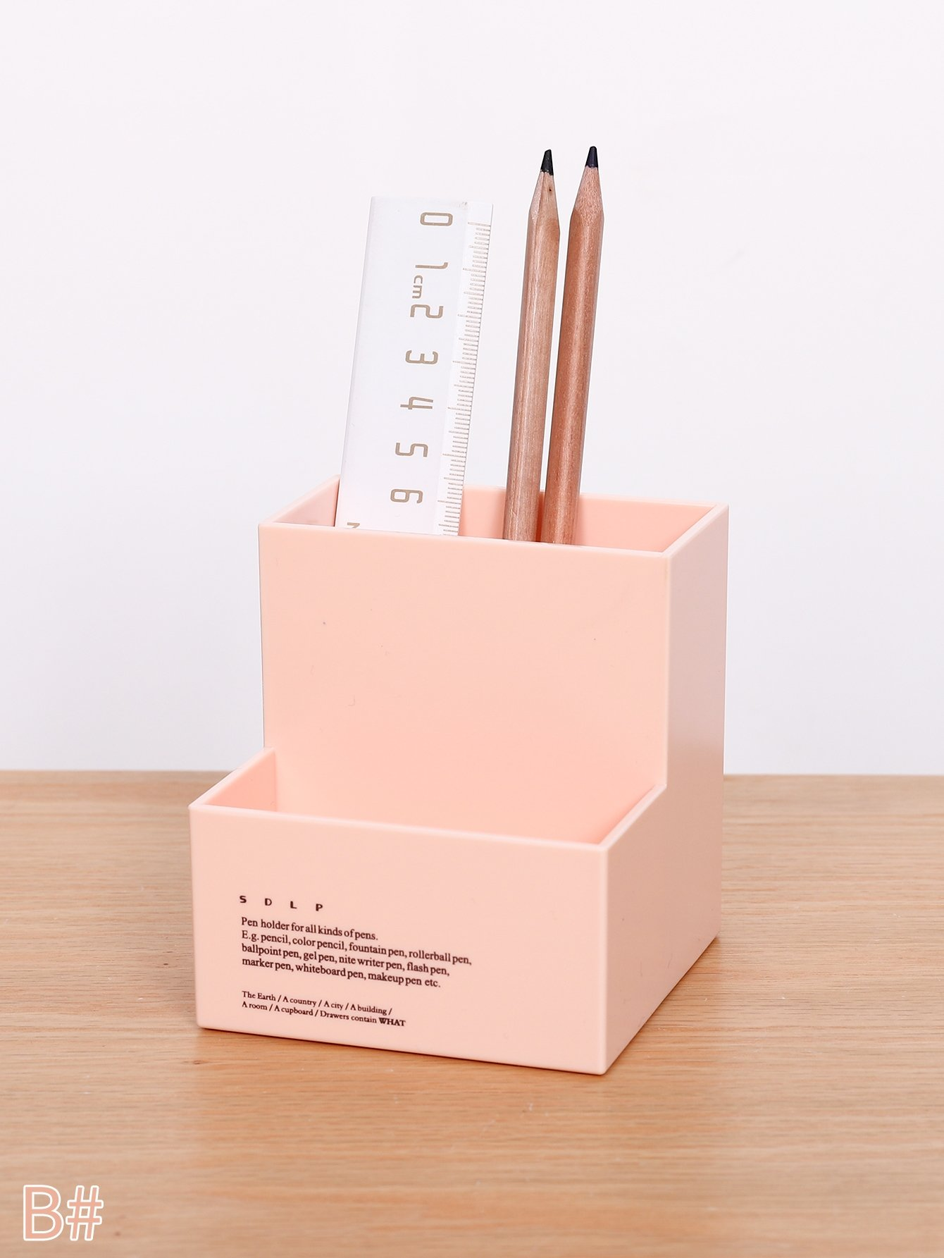 Multi Purpose Pen Holder 1pc