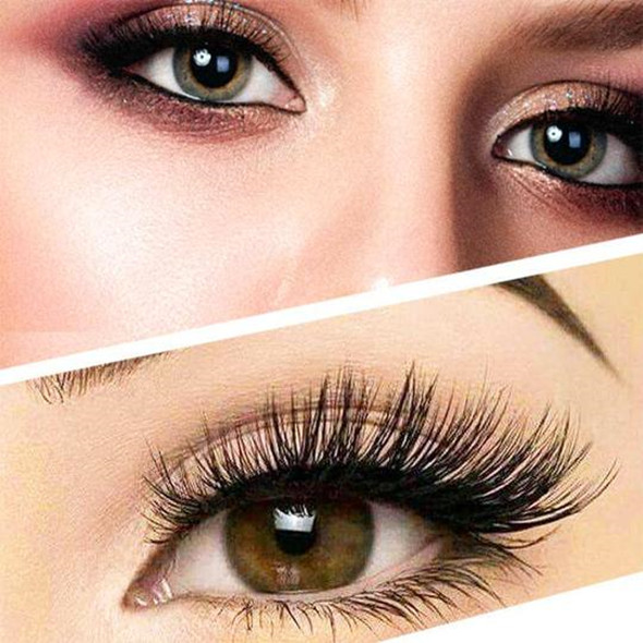 (💞Mother's Day Promotion 50% OFF) 2021 NEW 4D Waterproof Silk Fiber Thick Lengthening Mascara - Buy 3 Get 3 Free