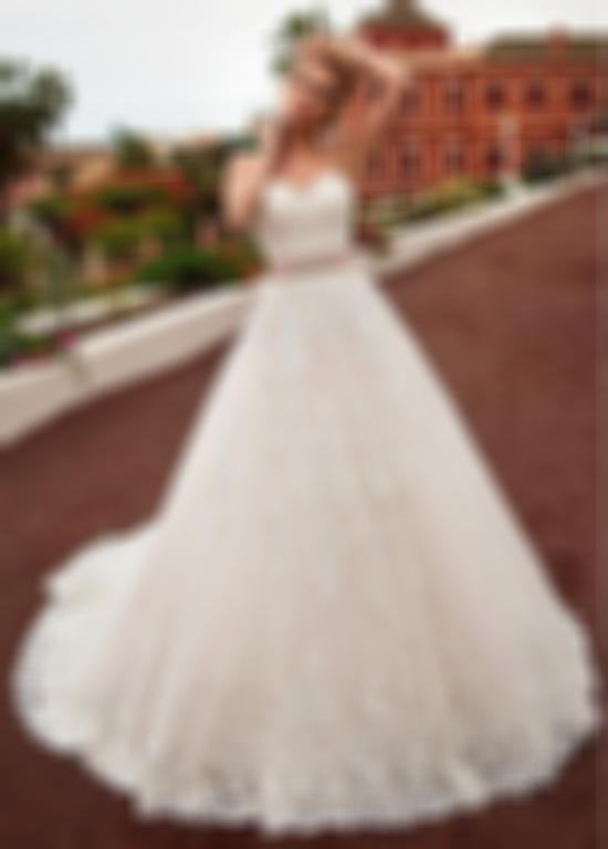 Fashion And Beautiful Curvy Brides Boutique For Girl
