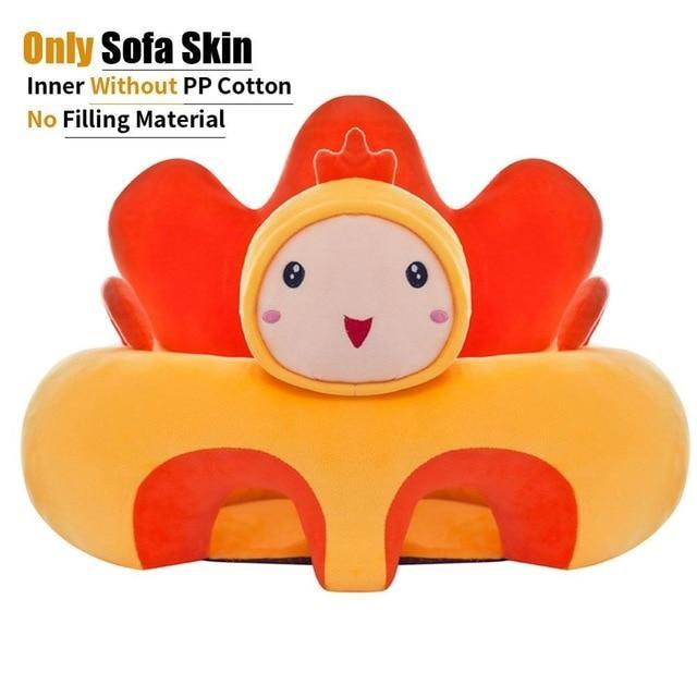 Baby Sofa Support Seat Cover Learning To Sit