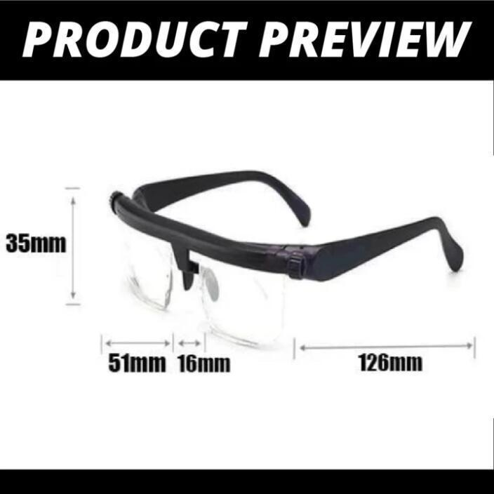 😍Buy 1 Get 1 Free-Only $15.99 Today😍Adjustable Glasses