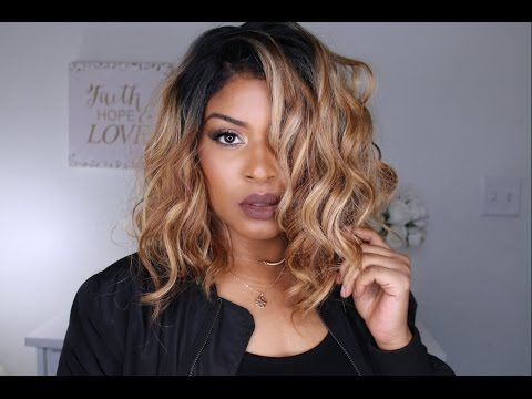 Lace Front Wigs Blonde Human Hair Lace Front Wigs 360 Lace Wig 613 Black And Blonde Wig