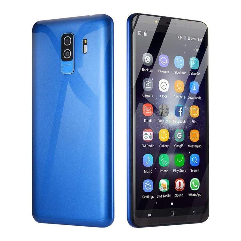 New Smart Phone 4GB RAM+32GB ROM 6.0 InchTouch Screen Android 5.1 Dual Camera GSM 3G WCDMA Smartphone
