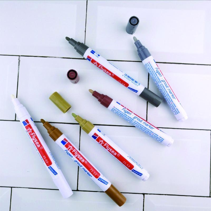 (Factory Outlet 50% OFF Today)Tile Grout Coating Marker