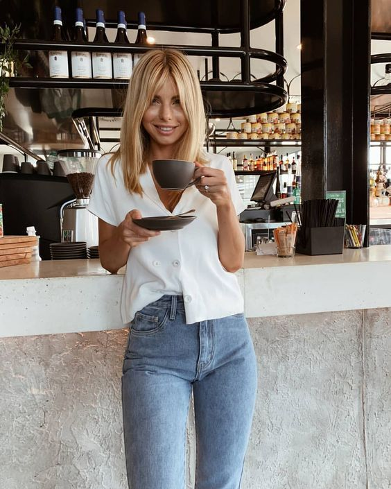 Jeans Outfit For Women Casual Wear Paperbag Waist Pants Smart Casual White Black Pants Mens Fancy Jeans Top Casual Formal Wear Mens