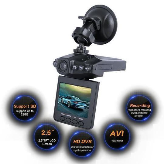 DRIVING RECORDER (HD & Wide Angle)