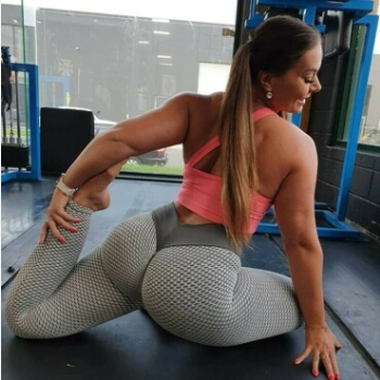 🔥 BUY 2 GET 1 FREE 🔥Sexy Shark Scales High Waist Leggings(Buy 3 Free Shipping)