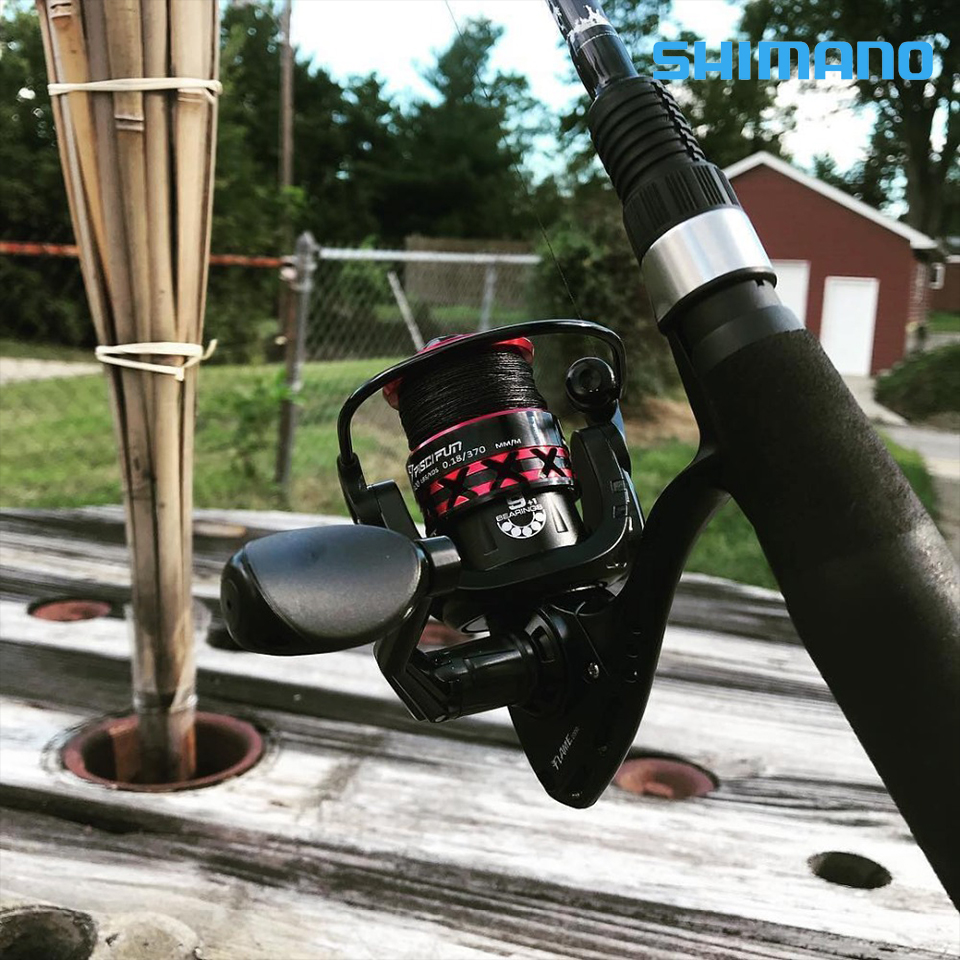 The Ultra-light Shimano reel-Store Anniversary Promotion-Outdoor Fishing Artifact