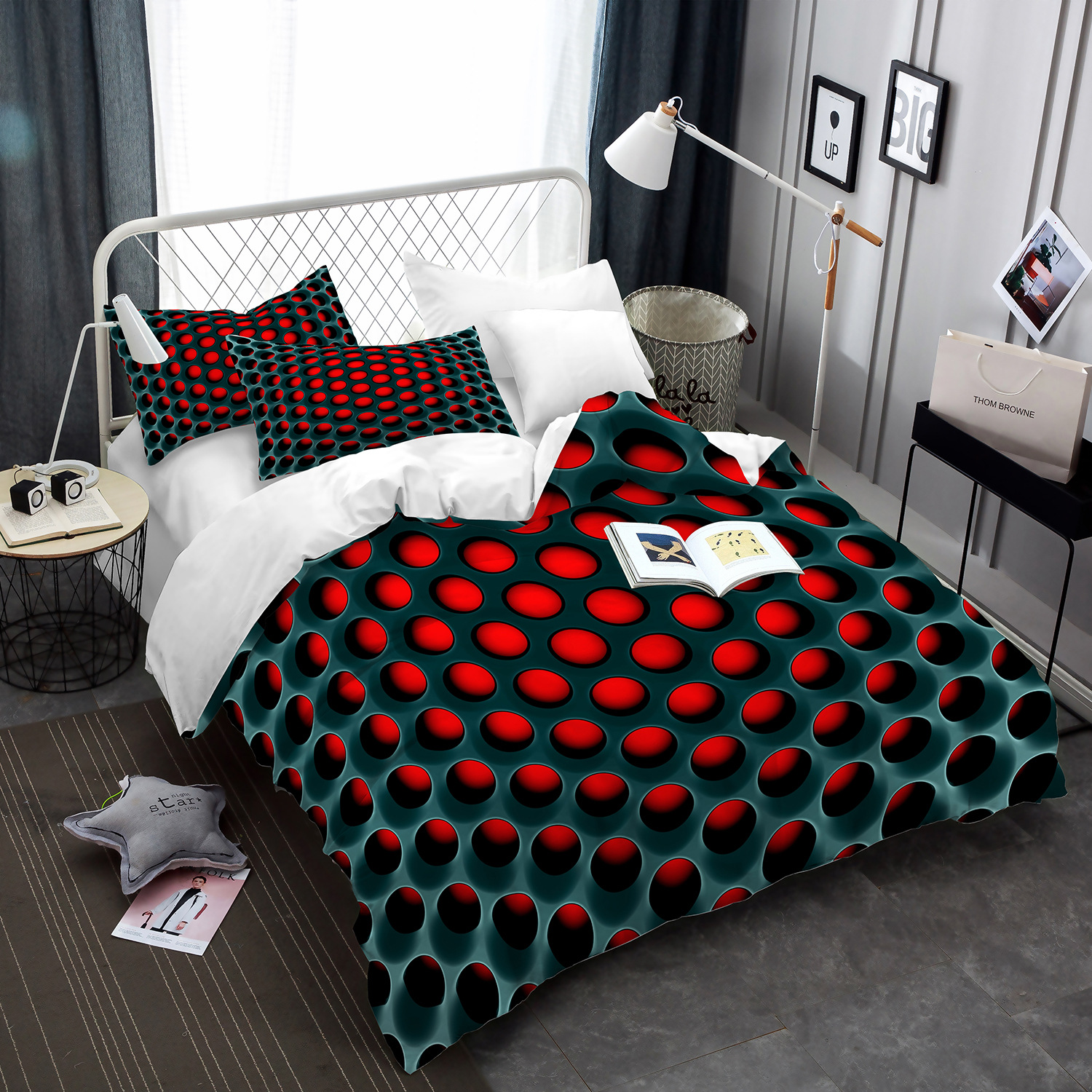 The Best Selling 3D Bedding Set