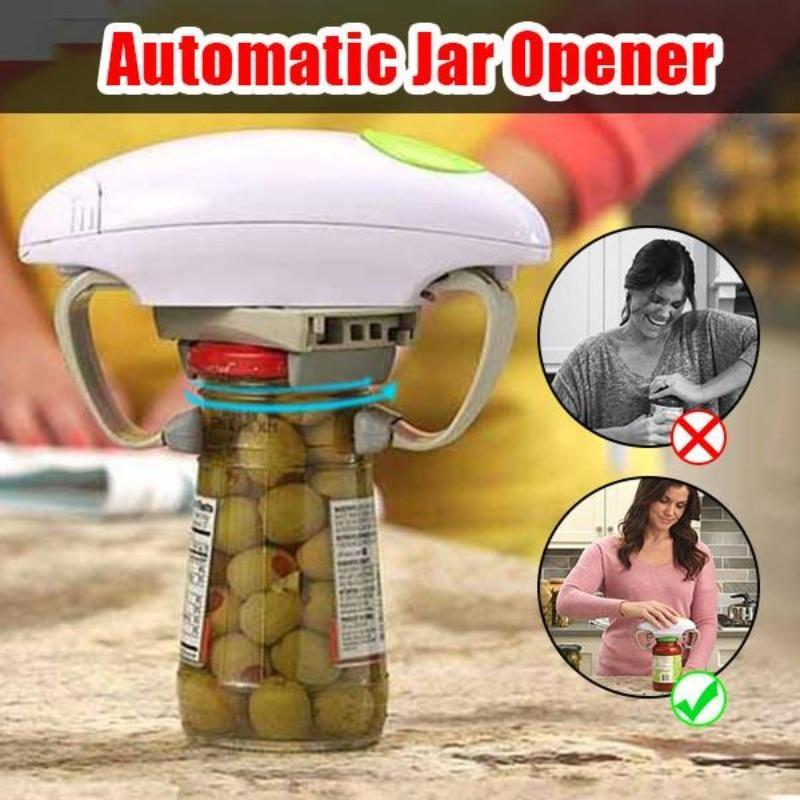 Automatic Jar Opener - Hands Free(Last Day Promotion 50% Off)