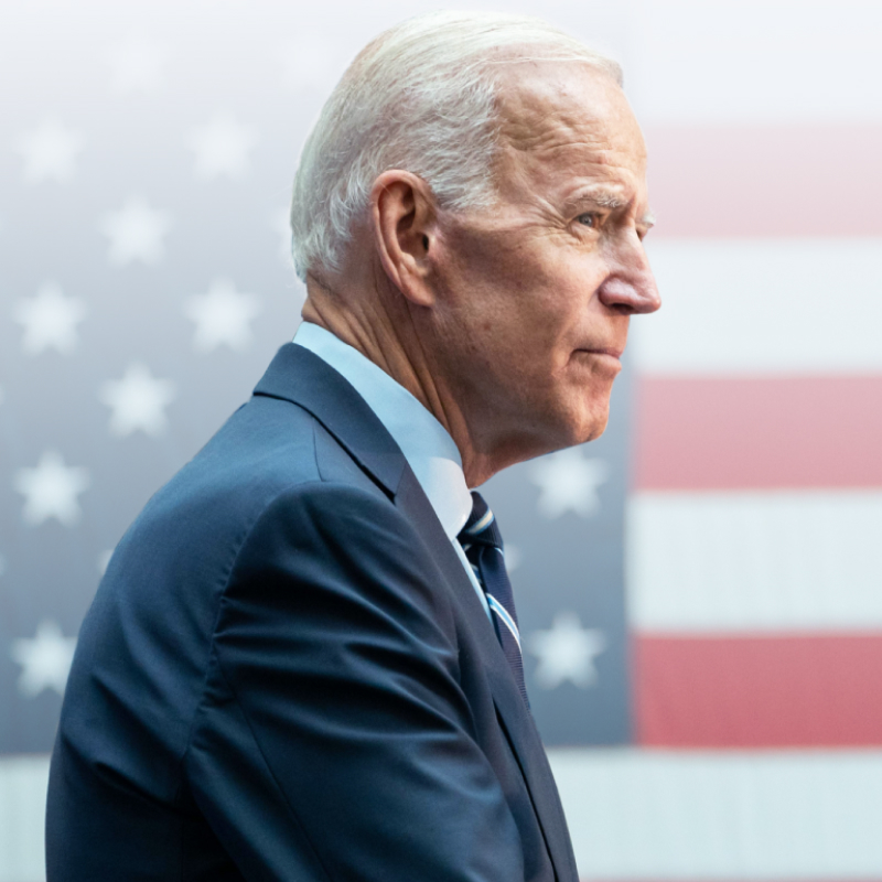 Ridin' With Biden Flag | 2020 Election 3x5 Feet Flag Joe Biden Flag | Biden Win 2020