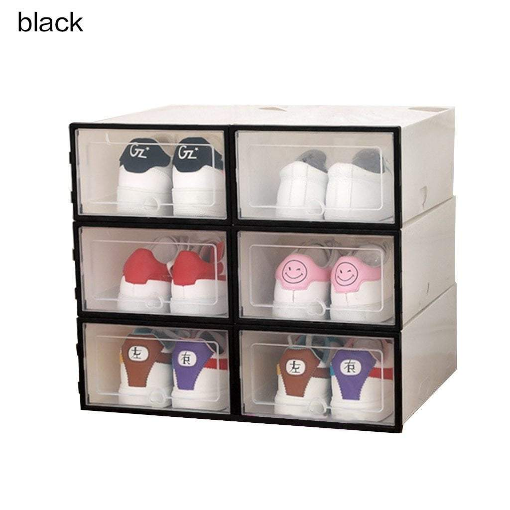 6PCS Flip Shoes Box