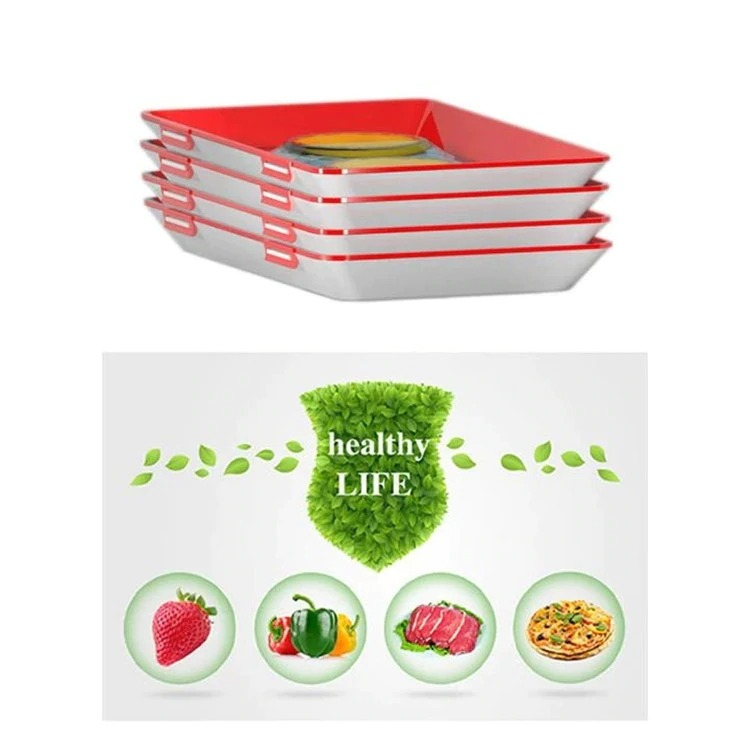 Food Reusable Preservation Trays-🔥Buy 2 Get 1 Free & Free Shipping!🔥