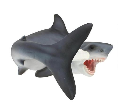 Shark Bite Toilet Paper Holder-🔥Hot sale