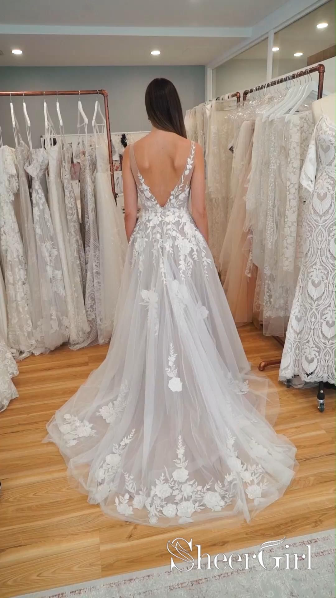 2020 New Wedding Dress Fashion Dress silver dresses for wedding size 16 formal gowns