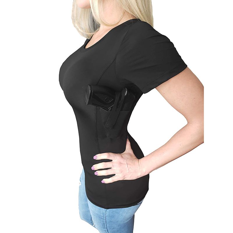 Men/Women's Concealed Carry T-Shirt Holster | Slash Price Today