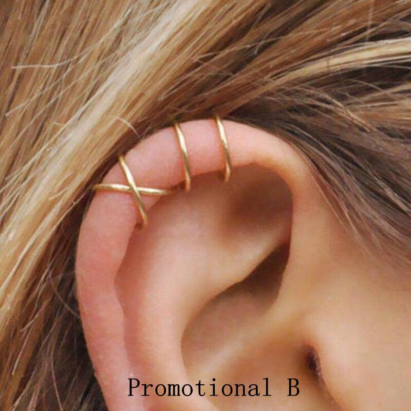 Earrings For Women 2302 Fashion Jewelry Ciprocin Ear Drop Simple Fashion Rings Dulhan Nath Design In Gold Cute Hoop Earrings Silver Hoops