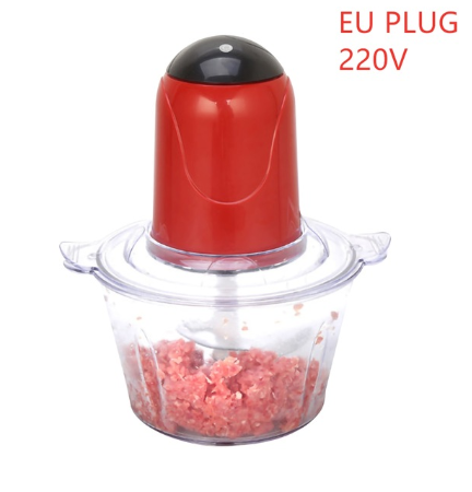 2L Multifunctional Automatic Powerful Meat Grinder