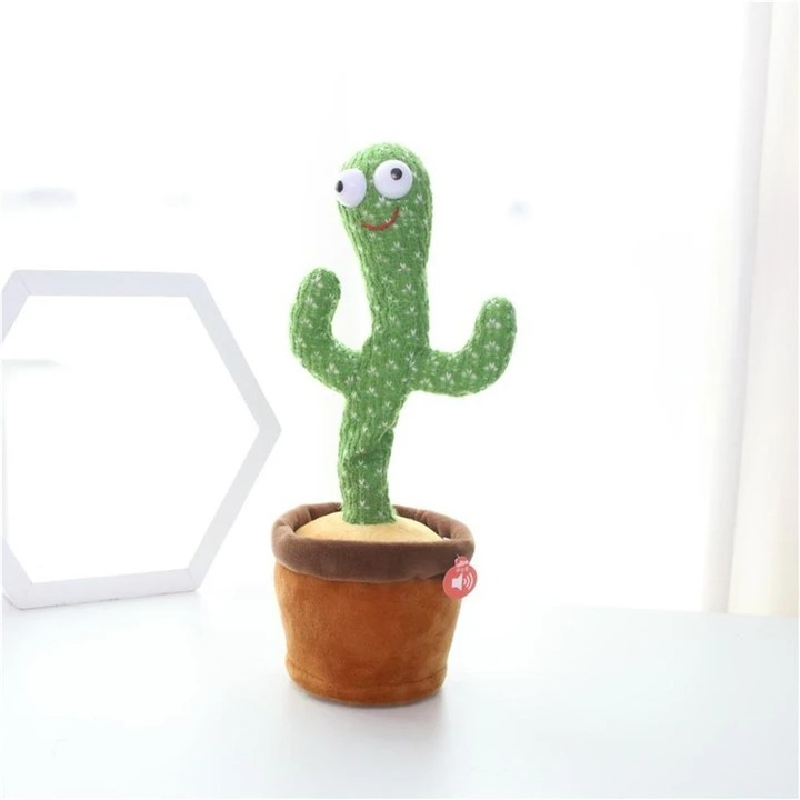 2021 HOT SALE🔥-Super Funny Dancing Cactus-BUY 2 SAVE 20%🔥