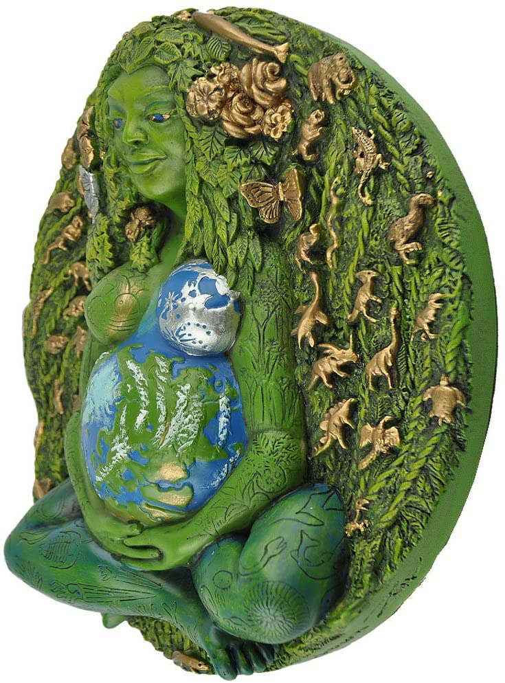 Mother Earth Goddess Statue,Suitable For Living Room And Garden