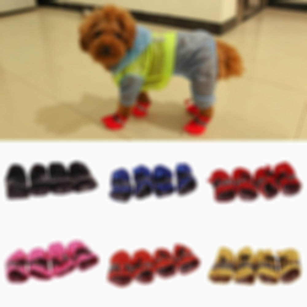 Insulated Winter Shoes For Dogs