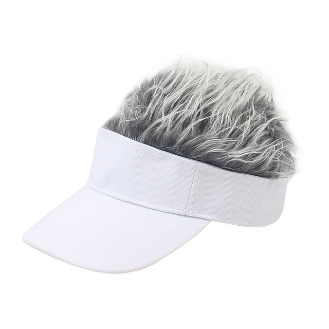 (CHRISTMAS PROMOTION — Save 50%OFF)- Retro Street Wig Baseball Cap