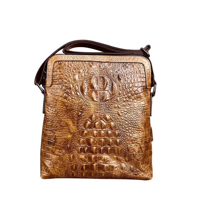 Newest crocodile bag for men in 2019