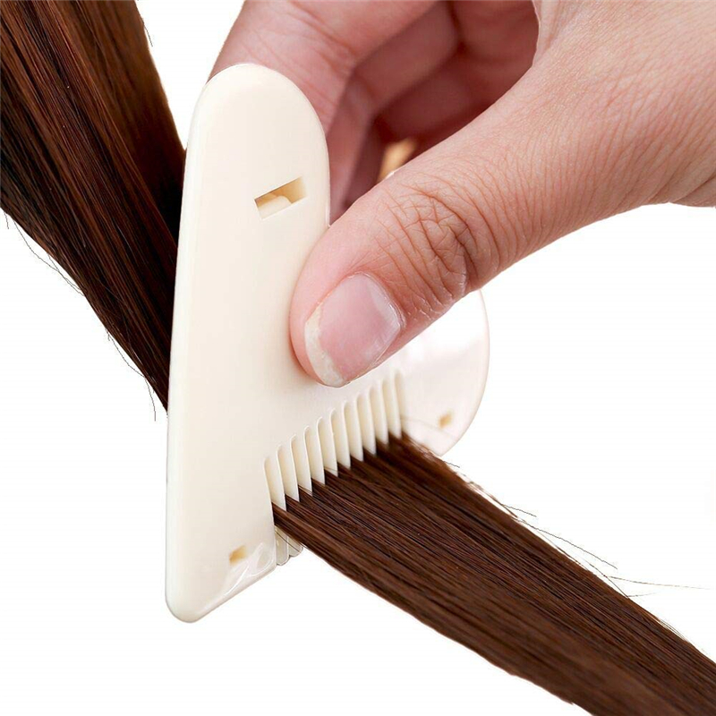 Split End Trimmer with Stainless Steel Cutting for Women