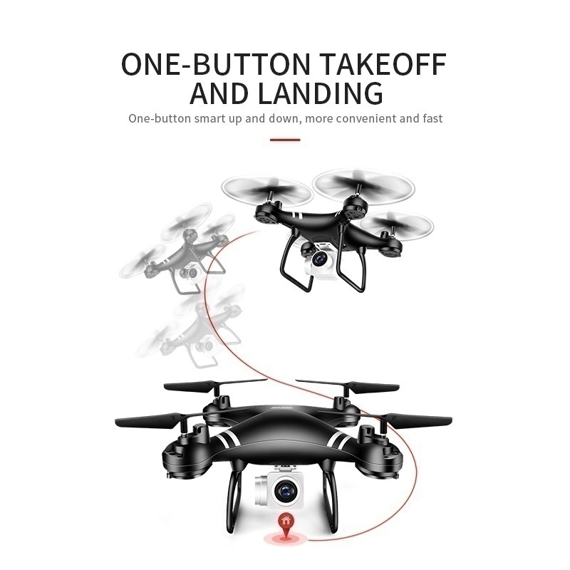 2020 Future New Upgrade Clone DJI Drone!!! Phantom 4 Pro!! With/Without 480P/1080P HD Camera RC Drone Wifi FPV HD Adjustable Camera Altitude Hold One Key Return/Take Off RC Quadcopter Drones with/without 1/2 Battery