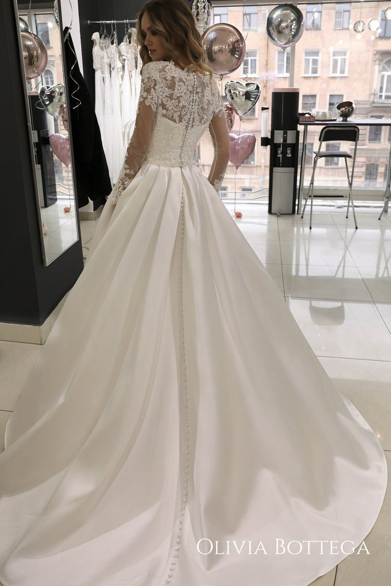 2020 New Wedding Dress Fashion Dress wedding dresses for 50 year old brides petite formal evening gowns