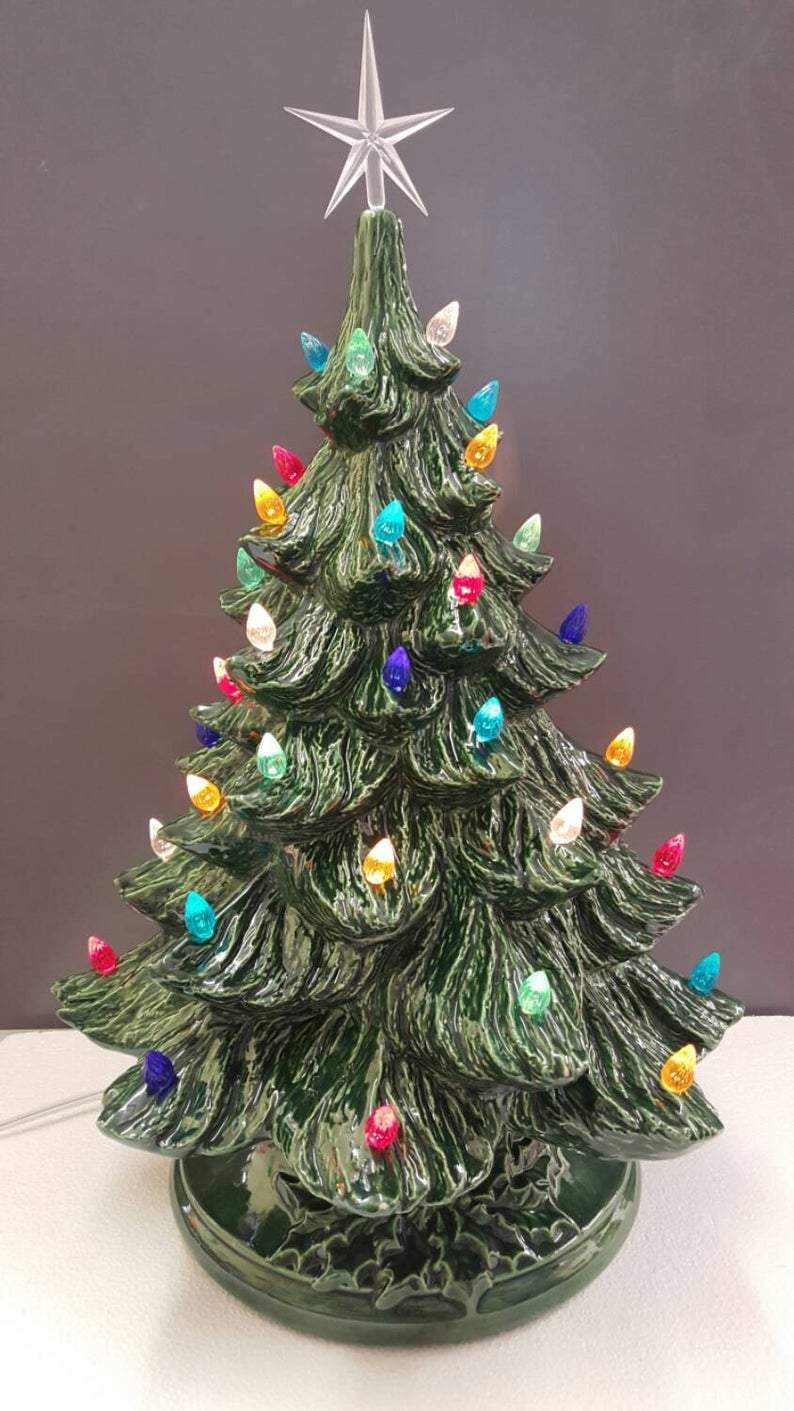 Ceramic Christmas Tree - 19