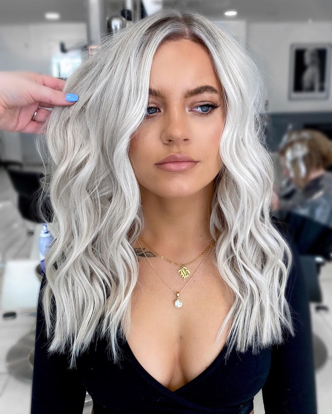 2020 Best Lace Front Wigs Hot Pink Lace Front Wigs Human Hair Hair Color To Cover Gray Cotton Candy Pink Lace Front Wig Grey Wigs Short Hair