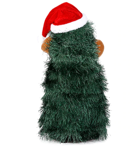 Animated Musical Dancing Christmas Tree for Children - Green