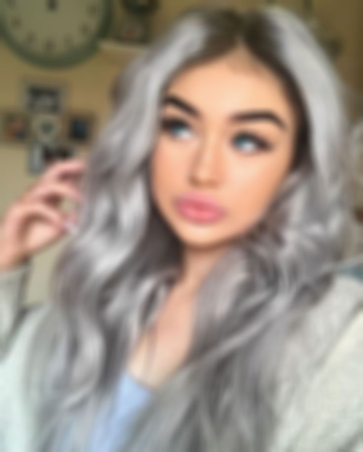 2020 Best Lace Front Wigs Korean Grey Hair Beautiful Grey Hair Cobalt Blue Wig Ariana Grande White Wig