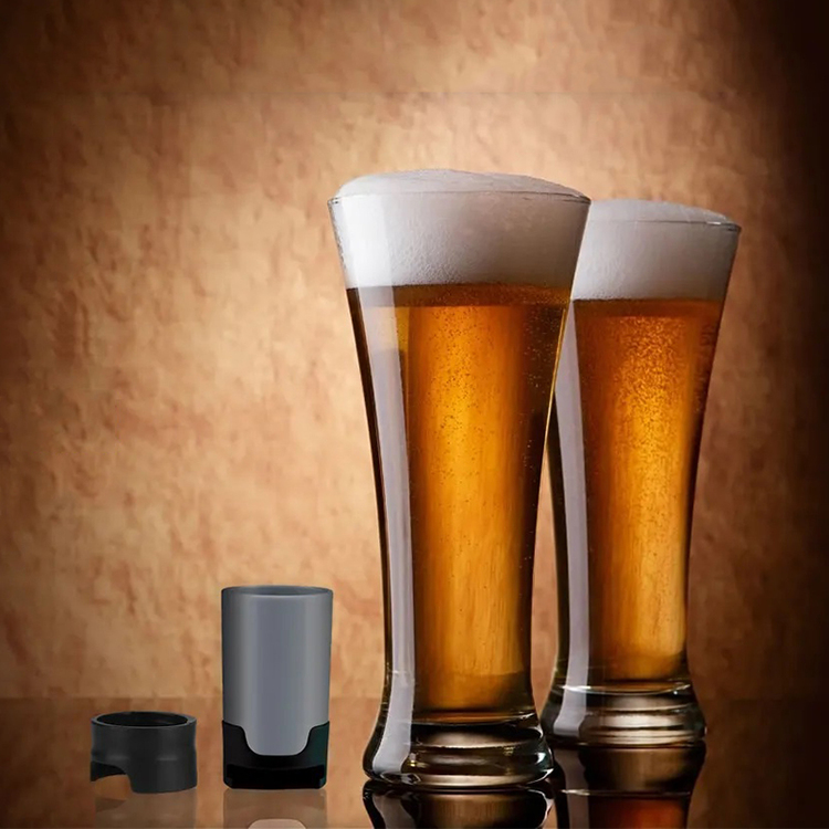 🔥70% OFF TODAY-Portable Beer Foam Tap