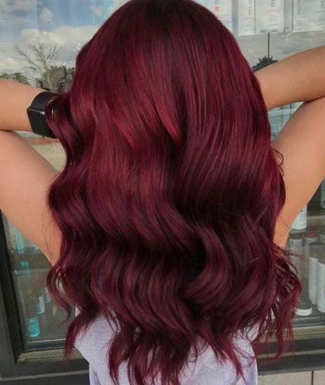 Lace Frontal Wigs Red Hair Purple Hair Wig Custom Color Lace Front Wigs Haircuts For Chubby Faces Short Haircuts For Older Women Free Shipping
