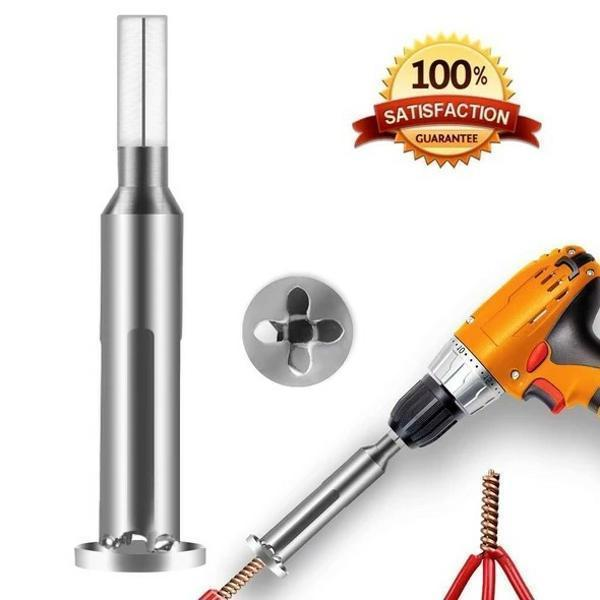 BUY 2 FREE 1—1.5 to 4 Square Cable Wire Stripping And Twisting Tool-🔥Last Day Promotion
