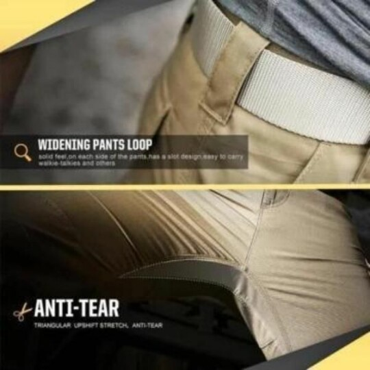 🔥Set 2 ($19.98 Each) 2021 Upgraded Tactical Waterproof Tactical Shorts