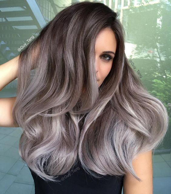 2020 Best Lace Front Wigs Kylie Jenner Pink Wig Light Grey Hair Color Chocolate Mauve Light Blue Lace Wig