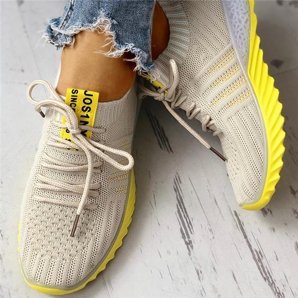 Faddishshoes 2020 Spring Best-selling Breathable Sneakers