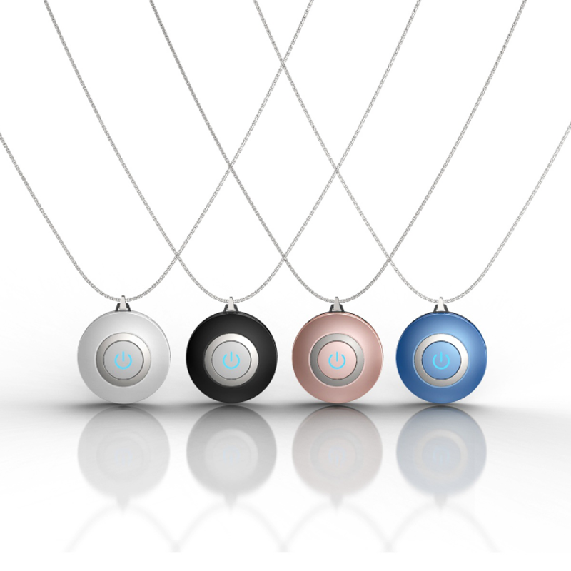 Cheapiee™ Wearable Ionic Mini Air Purifier Necklace