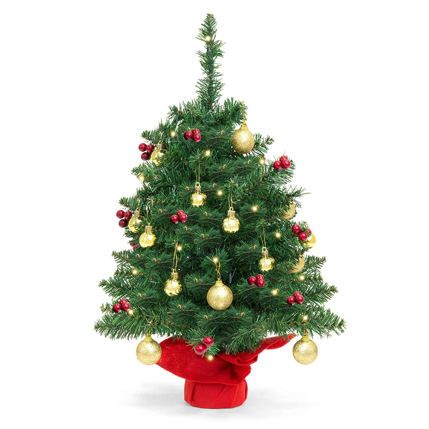22 inch Artificial Christmas Tree Decor
