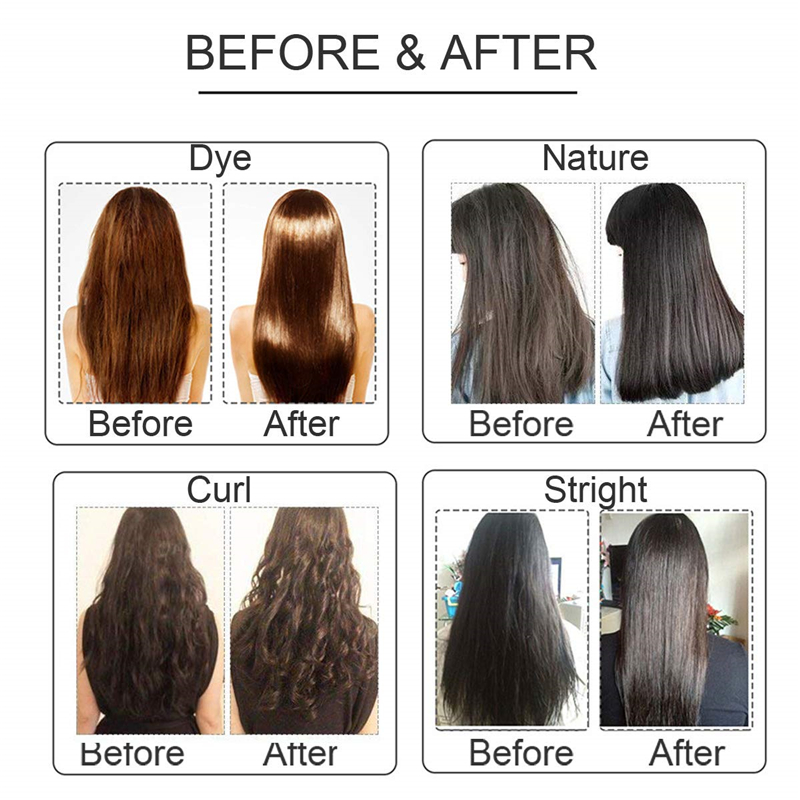 Steam Hair Mask Deep Conditioning for Dry Rough Damaged Hair