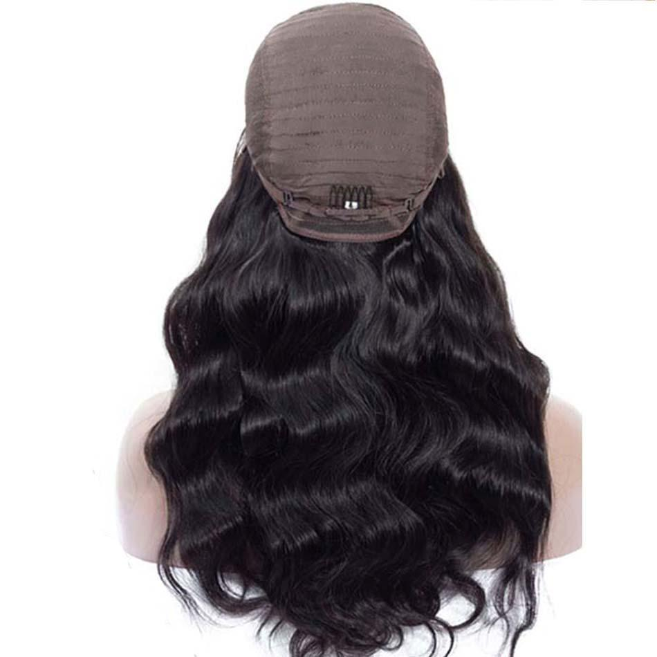 High quality lace front wig Body Wave Hair 13x4 Lace Front Wig natural hairline