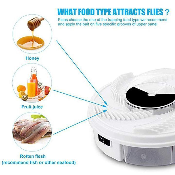 Electric Fly Trap (Buy 2 Free Shipping)