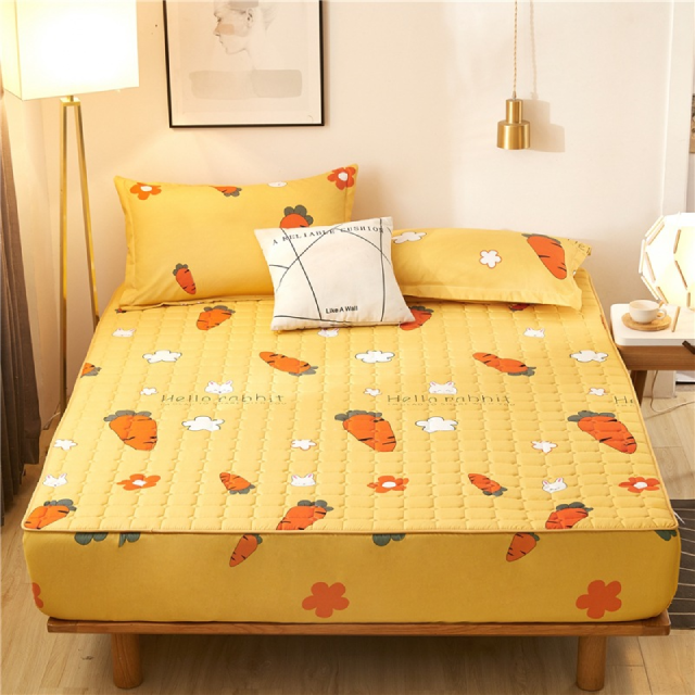 2021 Latest Breathable Silky Fitted Sheet【50% OFF】