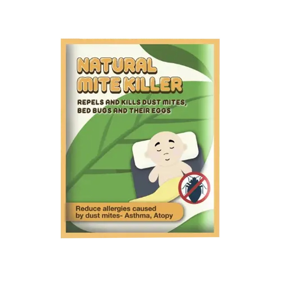 Natural Herbal Bed Bugs Removal Home Use Bedroom Pillows Mite Killer