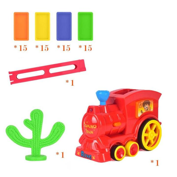 【2020 Presell-60%OFF TODAY!!!】Domino Train