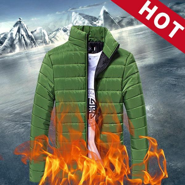 Unisex Thermal Ultra-light Down Jacket - Buy 2 Free Shipping